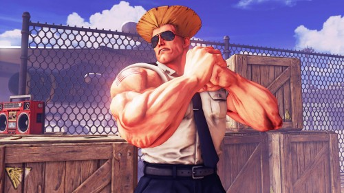 Guile Street Fighter V criticsight imágenes 9