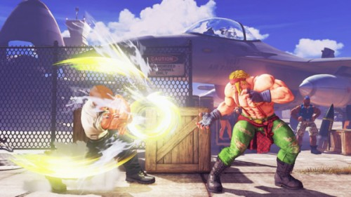 Guile Street Fighter V criticsight imágenes  v skill 1