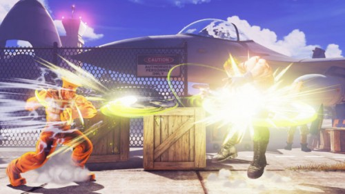 Guile Street Fighter V criticsight imágenes  v trigger 2