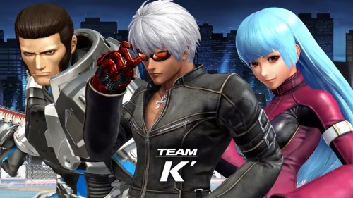 K Team KOF XIV CRITICSIGHT 2016