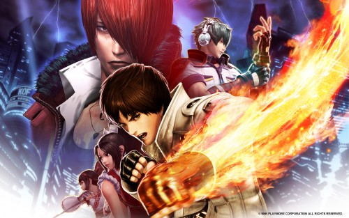 KOF XIV WALLPAPER CRITICSIGHT 2016