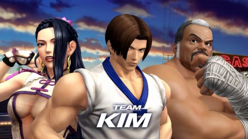 Kim Team KOF XIV CRITICSIGHT 2016