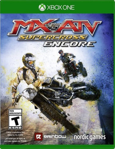 MX vs. ATV Supercross – Encore Edition disponible en XBOX One , PC, PS3, PS4 y XBOX 360 criticsight
