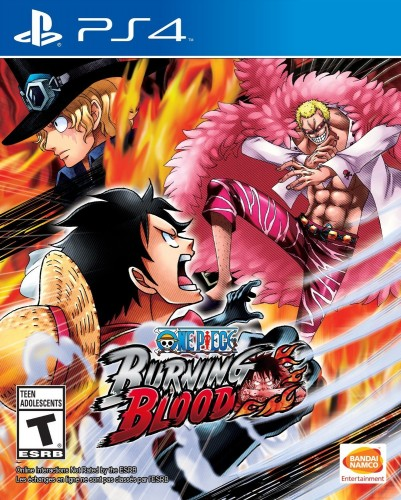 One Piece Burning Blood disponible en PS4, PC y XBOX One criticisght