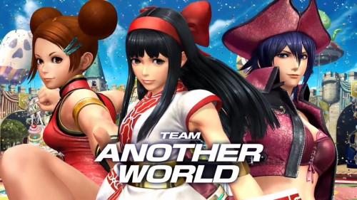 The Another World Team KOF XIV CRITICSIGHT 2016