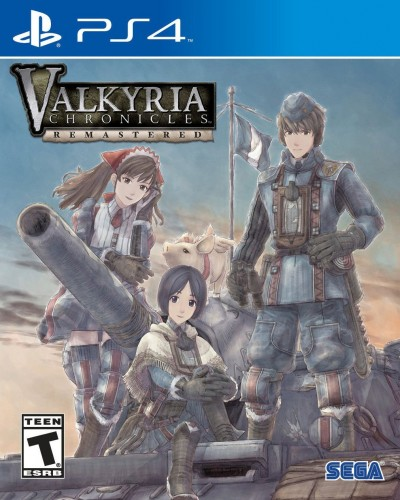 Valkyria Chronicles Remastred disponible en PS4 criticsight