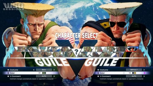 guile street fighter v trailer criticsight 2016