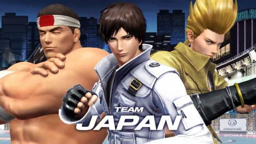 japan team KOF XIV CRITICSIGHT 2016