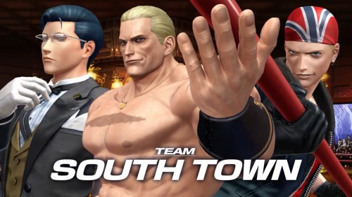 south Town Team KOF XIV CRITICSIGHT 2016
