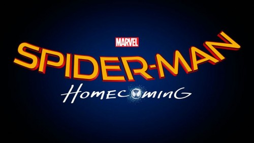 spiderman homecoming logo pelicula 2017 criticsight marvel sony