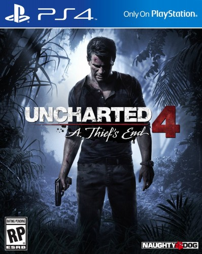 uncharted 4 portada ps4 criticsight 2016