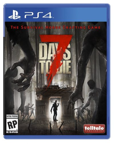 7 Days to Die disponible en PS4 criticsight 2016