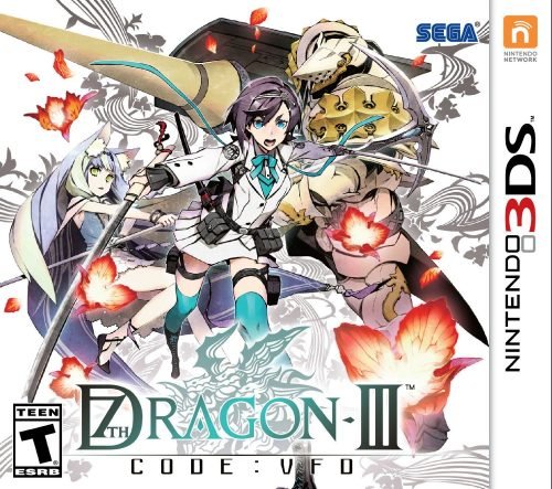 7th Dragon III Code VFD disponible en 3DS  criticsight 2016