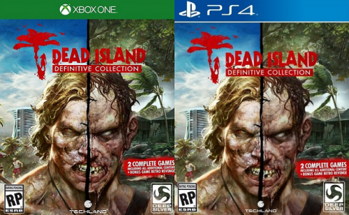 Dead Island Definitive Collection portadas ps4 y xbox one criticsight 2016
