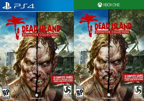 Dead Island Definitive Edition portadas covers ps4 xbox one 2016 criticsight