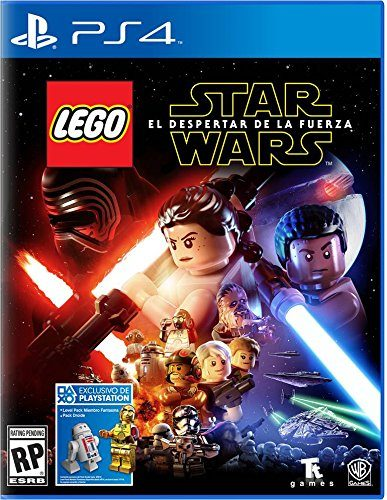 Lego Star Wars El Despertar de la Fuerza disponible en XBOX 360, PS3, PS4 y XBOX One. criticsight 2016