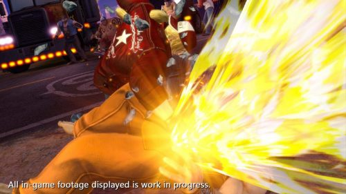 Nuevas Imágenes de The King of Fighters XIV (SNK ATLUS USA 2016) criticsight 1