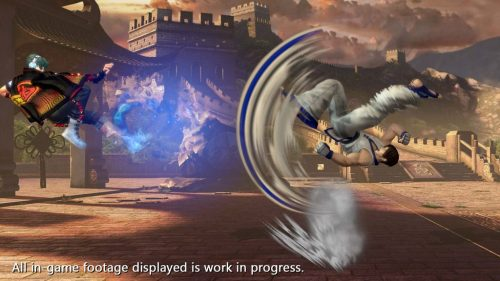 Nuevas Imágenes de The King of Fighters XIV (SNK ATLUS USA 2016) criticsight 12