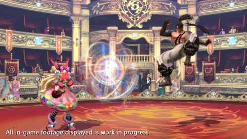 Nuevas Imágenes de The King of Fighters XIV (SNK ATLUS USA 2016) criticsight 13