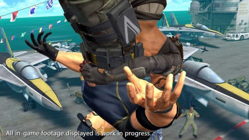Nuevas Imágenes de The King of Fighters XIV (SNK ATLUS USA 2016) criticsight 14