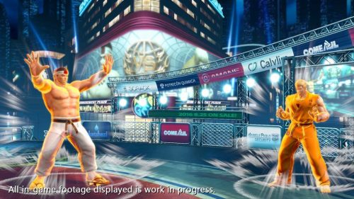 Nuevas Imágenes de The King of Fighters XIV (SNK ATLUS USA 2016) criticsight 15