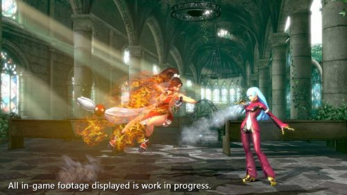 Nuevas Imágenes de The King of Fighters XIV (SNK ATLUS USA 2016) criticsight 18