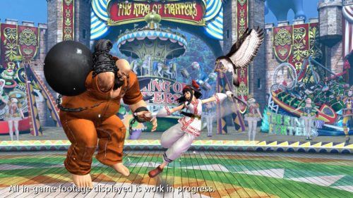 Nuevas Imágenes de The King of Fighters XIV (SNK ATLUS USA 2016) criticsight 2