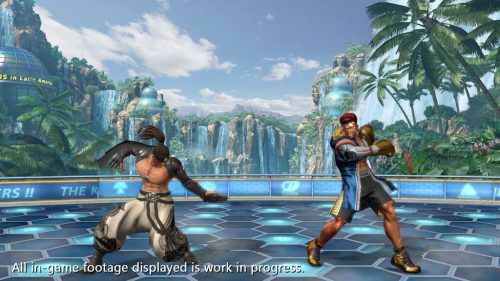Nuevas Imágenes de The King of Fighters XIV (SNK ATLUS USA 2016) criticsight 7