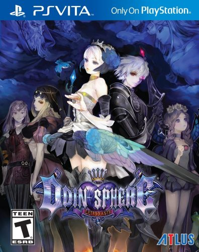 Odin Sphere Leifthrasir disponible en PS4 criticsight 2016
