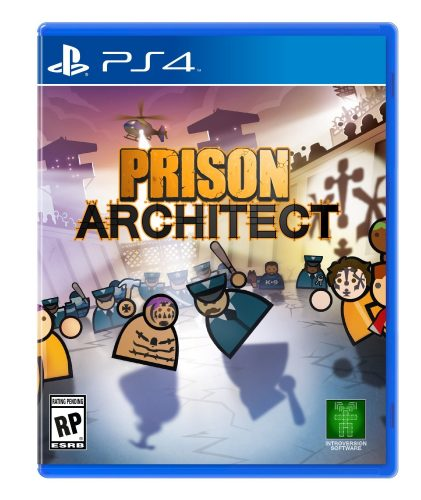 Prison Architect disponible en PS4 y XBOX One criticsight 2016