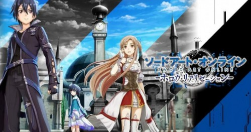Sword Art Online Hollow Realization llegará para PlayStation 4 y PlayStation Vita criticsight 2016