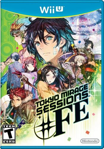 Tokyo Mirage Sessions #FE disponible en WII U criticsight 2016