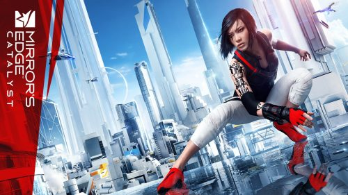 mirrors edge catalyst wallpaper criticsight EA 2016