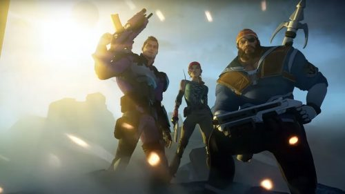 Agents of Mayhem  imagen criticsight 2016