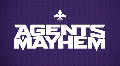 Agents of Mayhem  logo wallpaper 2016 criticsight deep silver