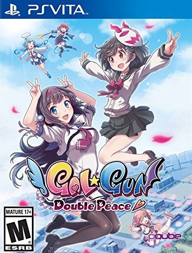 GalGun Double Peace disponible en PS VITA criticsight