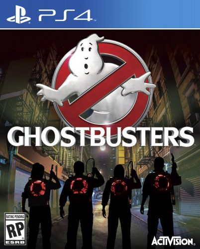 Ghostbusters disponible en PS4 y XBOX One portada criticsight