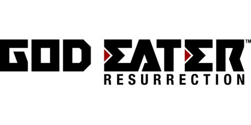 God Eater Resurrection 2016 Criticsight imágenes logo en negro