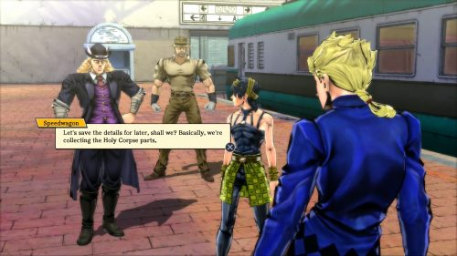 JoJo´s Bizarre Adventure Eyes of Heaven Bandai- Namco 2016 Criticsight imagen 1