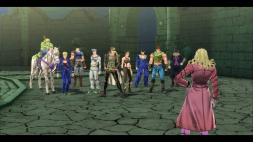 JoJo´s Bizarre Adventure Eyes of Heaven Bandai- Namco 2016 Criticsight imagen 4