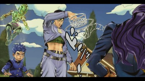JoJo´s Bizarre Adventure Eyes of Heaven Bandai- Namco 2016 Criticsight imagen 5