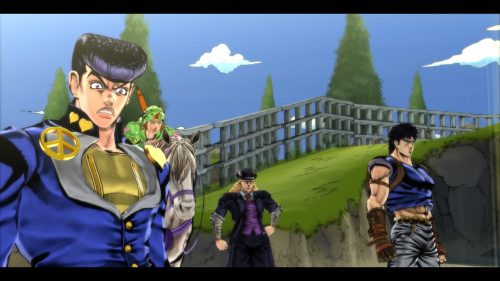 JoJo´s Bizarre Adventure Eyes of Heaven Bandai- Namco 2016 Criticsight imagen 8