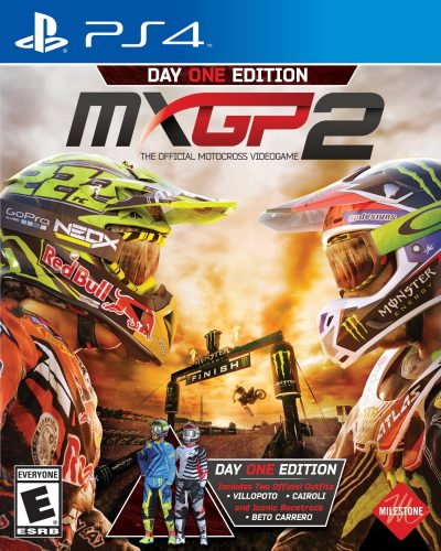 MXGP2 PORTADA PS4 CRITICSIGHT 2016