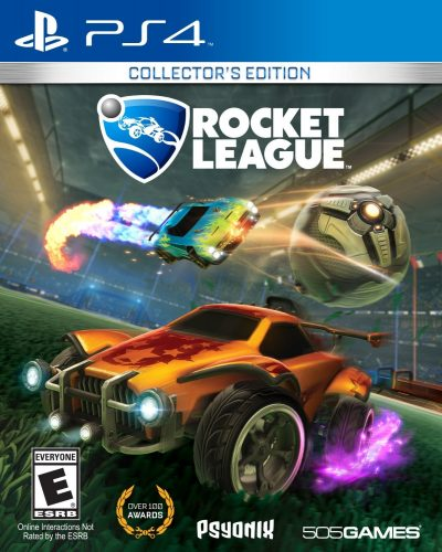 Rocket League Collector´s Edition disponible en XBOX One y PS4 criticsight portada