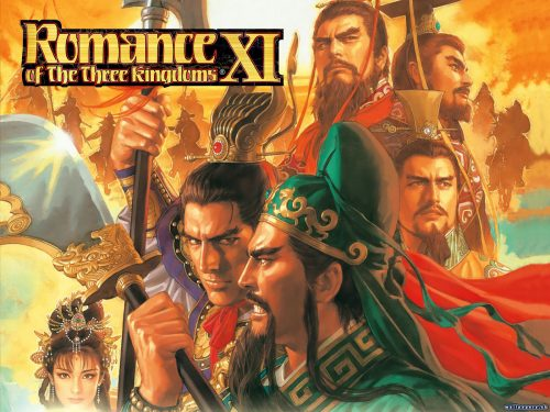 Romance of the Three Kingdoms XIII wallpaper