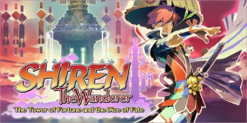 Shiren the Wanderer The Tower of Fortune and the Dice of Fate wallpaper