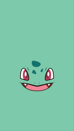 1- Bulbasaur fondo celular criticsight 2016 pokemon