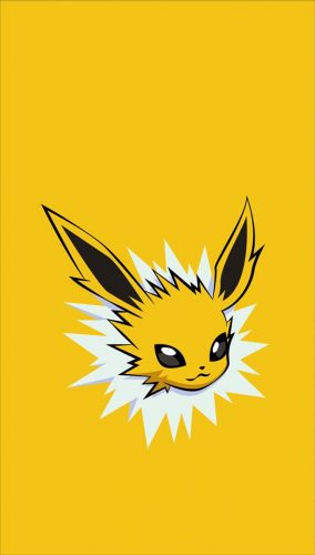 135-Jolteon fondo para celular pokemon criticsight 2016
