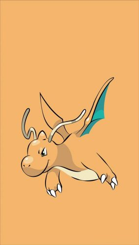 149-Dragonite fondo para celular pokemon criticsight 2016