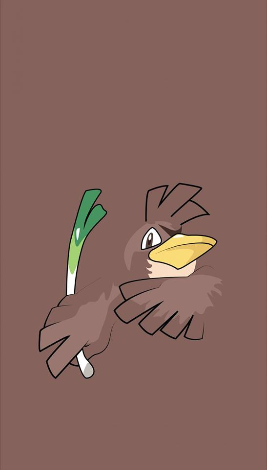 Farfetch 27d Pokemon Go Images
